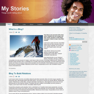 My Stories Blog